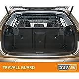 TRAVALL Hundegitter TDG1409 - Maßgeschneidertes Trenngitter in Original Qualität