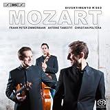 Mozart: Divertimento (Mozart: Divertimento/ Schubert: String Trio)
