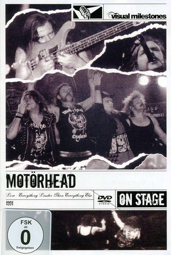 Motörhead - Live/Everything Louder Than Everything/Visual Milestones Preisvergleich