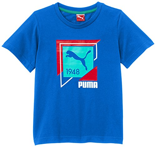Puma Jr Fd Td Graphic T-Shirt mode Garçon