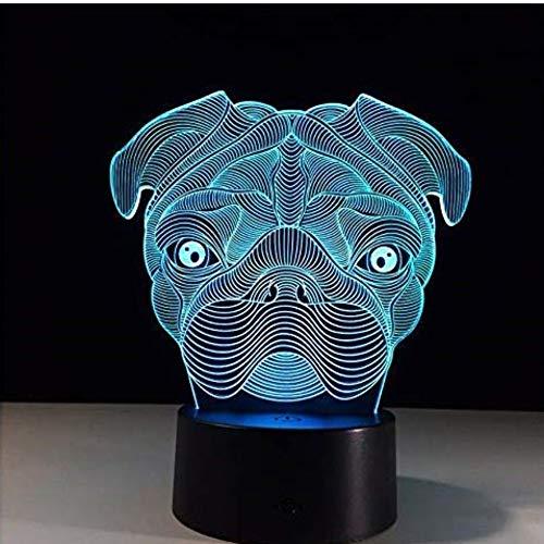 Nachtlicht Baby Schlafen Tier Lichter USB Remote Touch Schalter Schreibtisch Tischlampen für Wohnkultur -