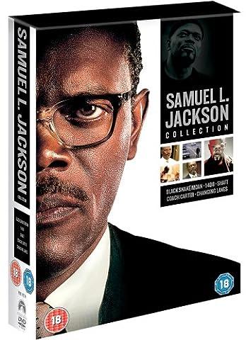 Samuel L Jackson Collection (1408/Black Snake Moan/Changing Lanes/Coach Carter/Shaft) [Import anglais]