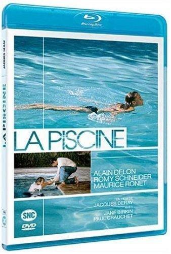 Bild von La piscine [Blu-ray] [FR Import]