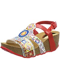 Femmes Shoes_cycle Alhambra Plateausandalen Desigual LgkgFCKh