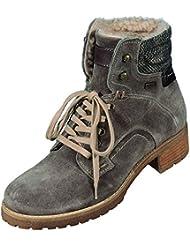 Klondike - Botas para mujer marrón Cappucino