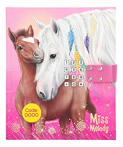Top Model Notizbücher, mehrfarbig