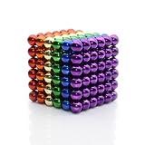 Elsatsang Puzzles 3D, Juguetes de la Descompresión-Cubo de Bolas...