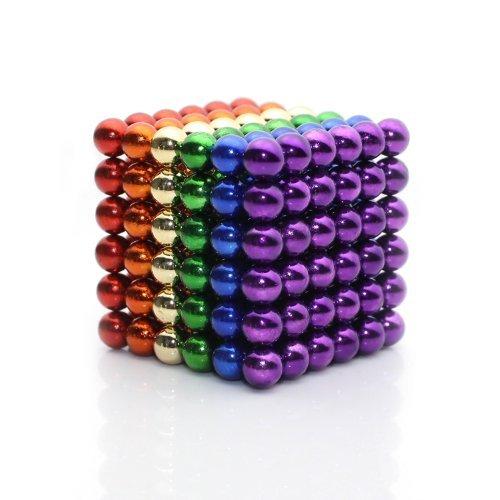 Creativo Dia 5mm piccolo metallo palle cubo scrivania giocattolo decompressione per il tempo libero viaggi intrattenimento stress e sviluppo di intelligenza dei bambini