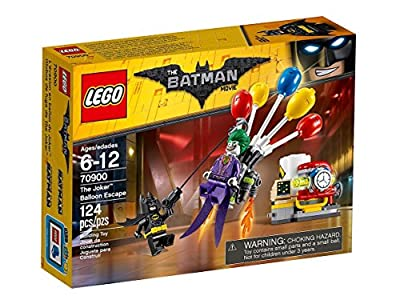 LEGO Batman The Joker Balloon Escape Building Toy