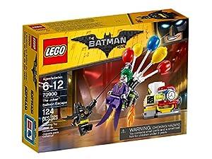 LEGO Super Héroes - Globos de fuga de The Joker (70900)