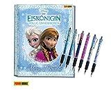 Panini Verlag DIE EISKÖNIGIN - Meine Freunde: Völlig Unverfroren Freundebuch (Gebundene Ausgabe) + 1. Frozen Kugelschreiber