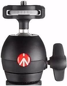 Manfrotto MKCOMPACTLT-BK Compact Light Dreibein-Stativ (Tragbarkeit: 1,5Kg) schwarz