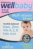 Vitabiotics Wellbaby Multi-Vitamin Drops - 30 ml
