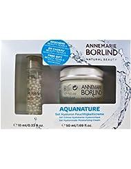 Annemarie Börlind Aquanature Set (Feuchtigkeitscreme, 50 ml Plus Beauty Perls, 10 ml), 1er Pack (1 x 2 Stück)