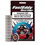 FastEddy Bearings Stampede 2WD 5x11x4 Sealed bearing. MR115-2RS