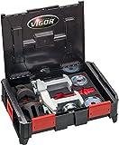 Vigor Universal Werkzeug-Satz zur Kompakt-Radlager Demontage und Montage Anzahl Werkzeuge: 15, 1 Stück, V4680