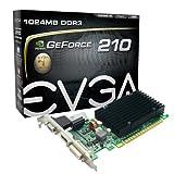 EVGA 01G-P3-1313-KR Passive GeForce GT 210 Grafikkarte