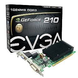 Evga Gf Gt 210 1gb Ddr3 Graphics Card