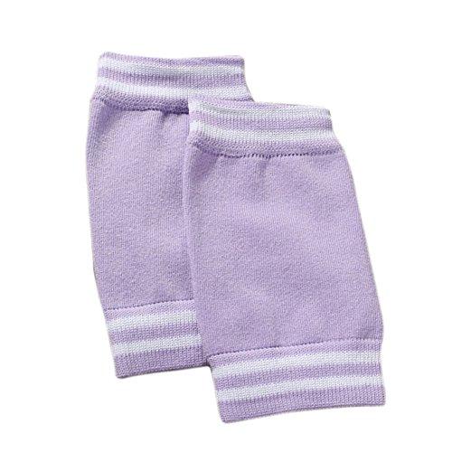 Hosaire 1 Paar Knie Schutz für Kind Baby Verstellbarer Elastische KnieSchutz Baby Kniebandage Kind...