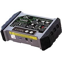 BC BOOSTER K3600 - 12V 1200A - Arrancador de Emergencia para Coche y Moto + Batería Portátil con USB 20000 mAh para Smartphones y Tabletas + Antorcha LED SOS