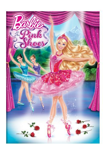 Barbie in the Pink Shoes by Kelly Sheridan