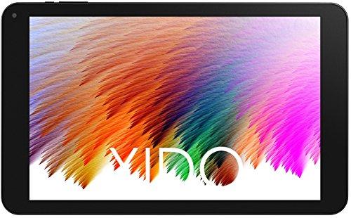 XIDO X111 25,4 cm (10 Zoll) Tablet-PC (IPS Display 1280x800, Android 6.0 Marshmallow, HDMI, 1GB RAM, 16GB Speicher, Bluetooth, Kamera) (Schwarz)