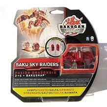 Bakugan Gundalian Invaders II Baku Sky Raiders [Import allemand]