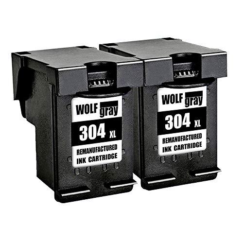 Wolfgray 304XL Remanufacturado HP 304 XL 304 Cartuchos