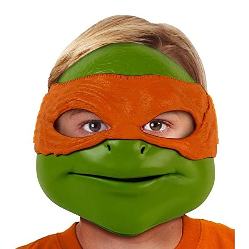 Stadlbauer 14092293 - Teenage Mutant Ninja Turtles Movie Line Deluxe Maske, Mike