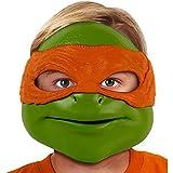 Tortugas ninja - Máscara para disfraz de niño para niña a partir de 4 años