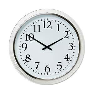 IKEA BRAVUR - Horloge murale, blanc