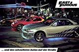 Fast & Furious - 8 Movie ... Ansicht