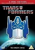 Transformers Season 1 - Re-Release [DVD] [1984]