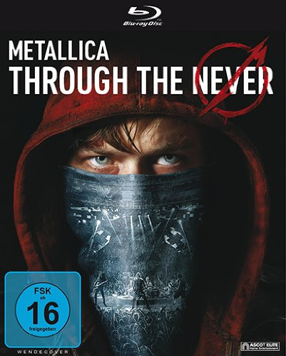 METALLICA – Through the Never [Blu-ray]