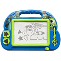 Disney - Monsters Inc University - Magnetic Scribbler Drawing Board - New World Toys