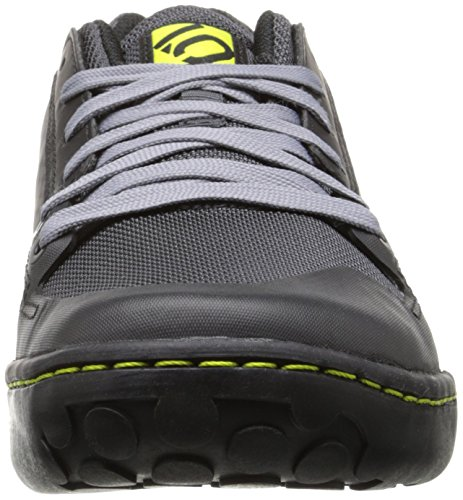 Five Ten - Chaussures Five Ten Freerider Grey/black 2016 Black / Lime Punch