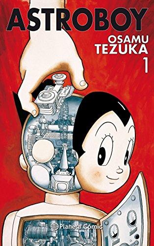 Astro Boy nº 01/07 (Biblioteca Tezuka)