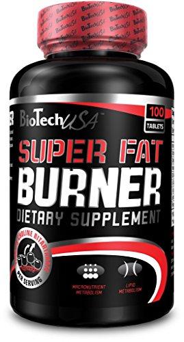Biotech USA Super Fat Burner, 120 Tabletten (3er Pack)