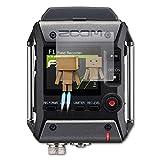atFoliX Protection d'écran pour Zoom F1-LP Miroir Film Protecteur - FX-Mirror Film Protecteur avec Effet Miroir
