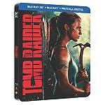 Tomb Raider Blu-Ray 3d+2d Steelbook [Blu-ray]