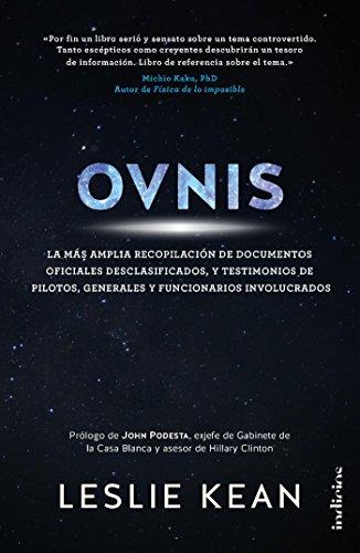 OVNIS (Indicios no ficción) por LESLIE KEAN