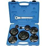 SW-Stahl filtro de aceite de campanas de 9 teilig especialmente diseñado para vehículos industriales, 08465L