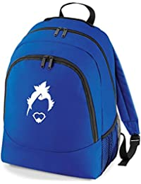 Embroidered Overwatch Hanzo gamers rucksack backpack PS4 XBOX (royal)