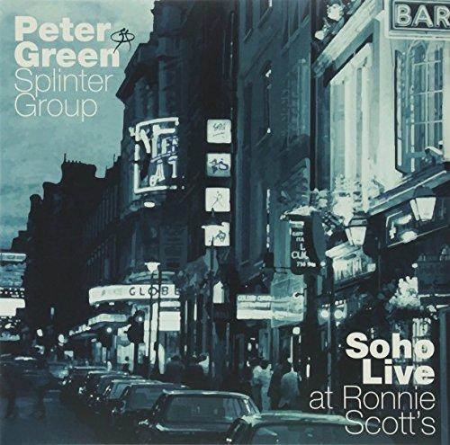 Soho Live-at Ronnie Scott'S [Vinyl LP] gebraucht kaufen  Wird an jeden Ort in Deutschland