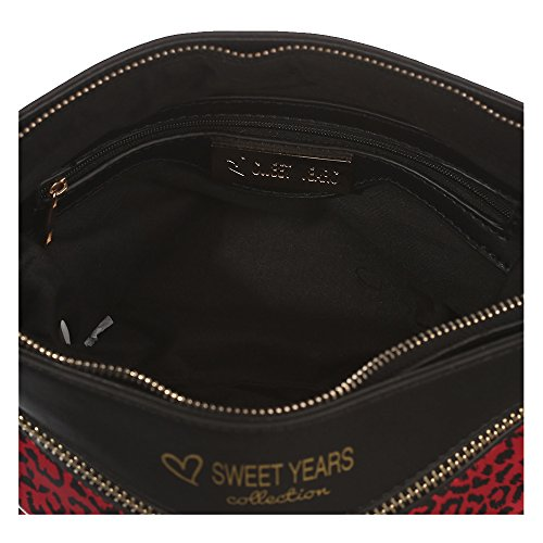 Sweet Years Borsa Donna - Mod. 2492 ATTRACTION Rosso
