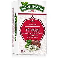 Hornimans Bolsitas De Té Con Anis Y Ciruela Tea Shop - Pack de 20 x 1,75 g - Total: 35 g