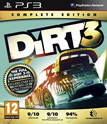 DiRT 3 - Complete Edition from Codemasters Limited