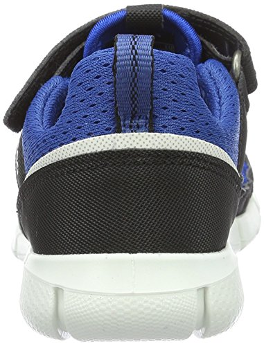 ECCO Intrinsic Sneaker, Scarpe da Ginnastica Basse Bambino Blu (50276black/bermuda B-bermuda B/black)