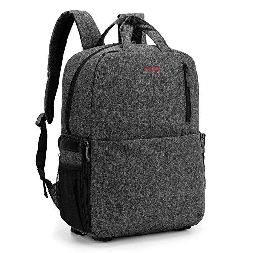 coolbell Kamera Rucksack SLR/DSLR-Kamera bag8159-1 (T3i Canon Kit)