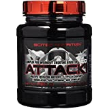 Attack! 2.0 - 720 g - Limonade-Fruits Rouges - Scitec nutrition